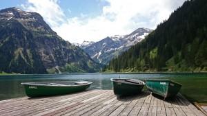 Ein Wohnmobil mieten und Österreich entdecken
